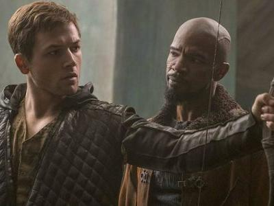 Robin Hood UK Trailer: Robin Goes From Soldier to Outlaw