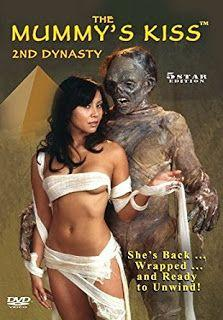 Monster Crap Inductee: The Mummy's Kiss: 2nd Dynasty (2006)