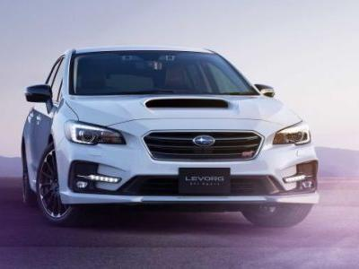 The Subaru Levorg Wagon That's Too Cool for America Just Got Even Cooler