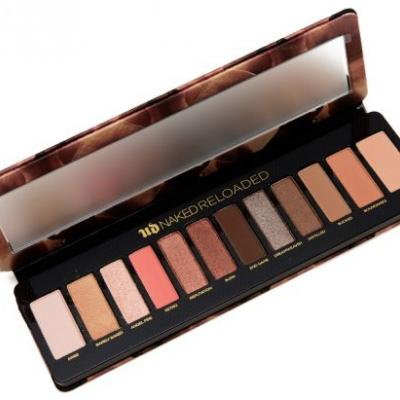 Urban Decay Naked Reloaded Eyeshadow Palette Review & Swatches