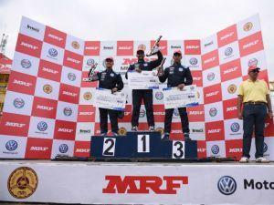 VW Ameo Cup 2018 Round 1 Action Drama And Back To Back Wins