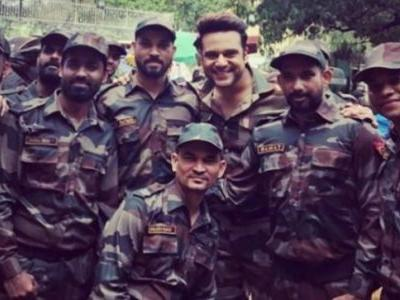Krushna Abhishek will pay tribute to Pulwama martyrs in a music video with Ganesh Acharya