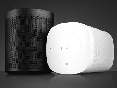 Sonos One, Playbase, and Play:5 Will Support AirPlay 2 Functionality