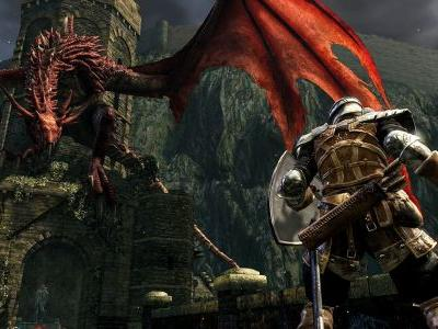 Dark Souls Trilogy Coming in October to Xbox One and PS4
