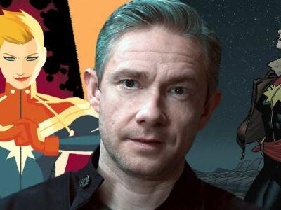 Could a Young Everett Ross Appear in Captain Marvel?