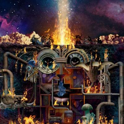 "Flying Lotus - ""Fire Is Coming"" Video"