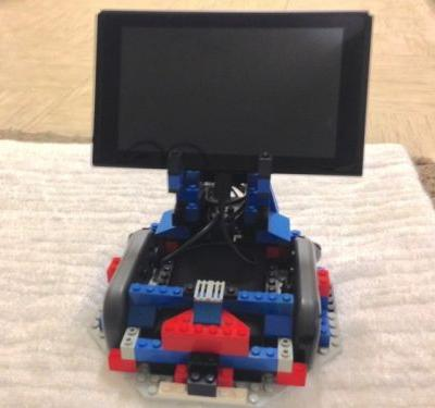 Check out this cool DIY Lego charging stand for the Nintendo Switch!