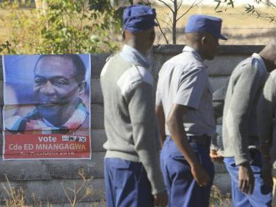 Zimbabwe's historic post-Mugabe election: A timeline