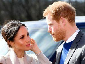 The Sentimental Detail On Prince Harry And Meghan Markle's Wedding Invites