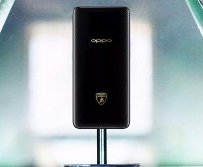 Oppo Find X Lamborghini Edition Charges From 0 To 100% in 35 Minutes