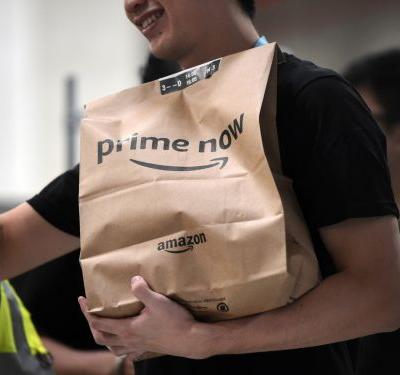 Amazon is giving anyone who hasn't tried its 2-hour delivery service, Prime Now, $20 off their first 2 orders - here's how to get the deal