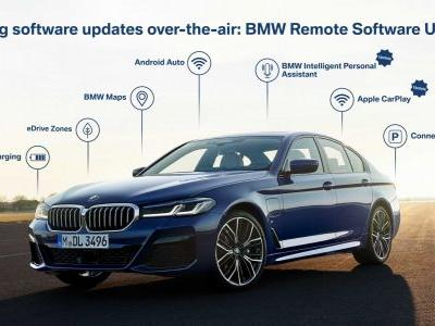 BMW iDrive 7 update will bring Android Auto to around 750,000 cars globally