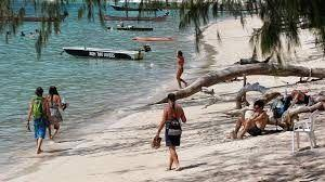Southern Thailand welcomes tourists post-Tropical Storm Pabuk