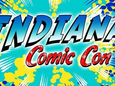 See Me at Indiana Comic Con!
