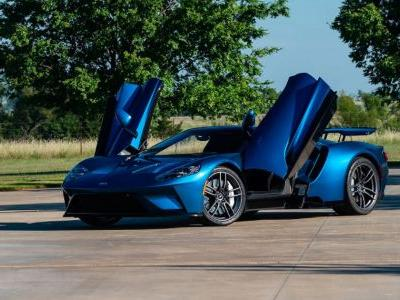 John Cena's Ford GT Is About To Be Sold For The Fourth Time