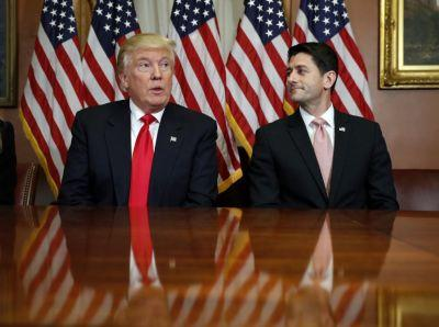 Paul Ryan trashed government deals to help specific companies - until Trump did it