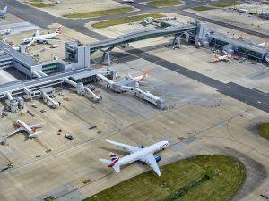 Gatwick airport growth goes down by 25% due to drone chaos