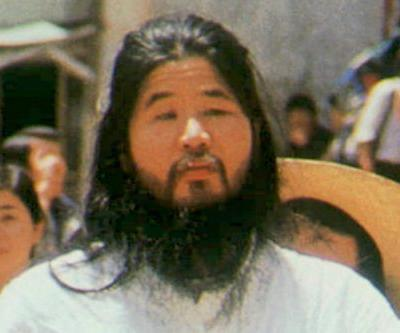 Japan executes leader of doomsday cult, several followers