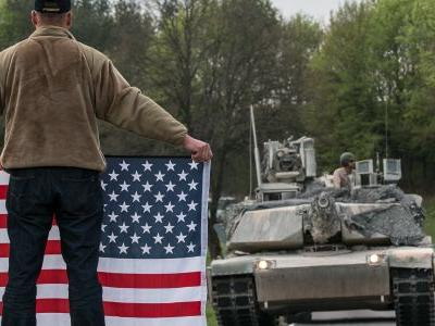 The US is sending more troops to Germany 'to respond to any crisis,' and it could kick up more tensions with Russia