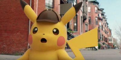 Detective Pikachu Taps Goosebumps Director Rob Letterman