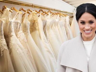Meghan Markle's wedding dress designer - all of the potentials from Ralph and Russo to Sarah Burton