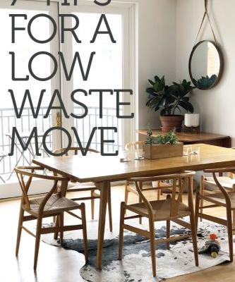 7 Ways to Produce Less Waste While Moving