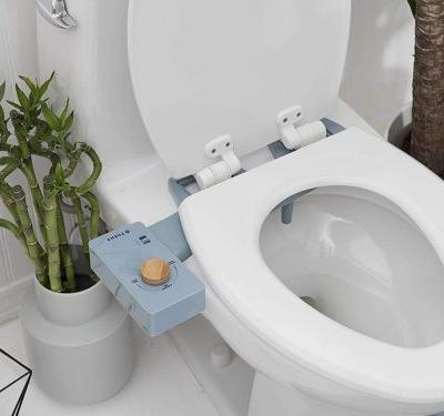 I bought a $69 bidet attachment for my toilet in an effort to be more eco-friendly - and now I can't imagine not having one