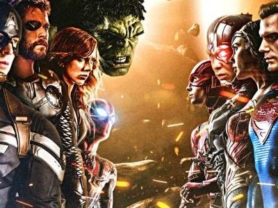 New Research Ends Marvel Vs. DC Movie Debate, But Is It a Fair Fight?