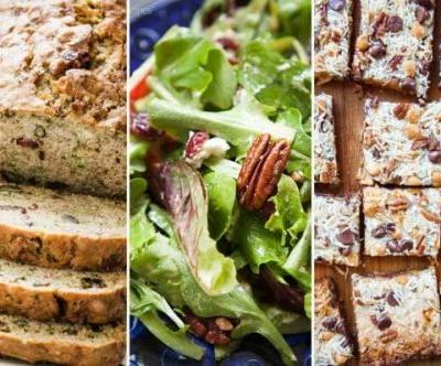 12 Savory & Sweet Recipes Featuring Delicious, Nutritious Pecans