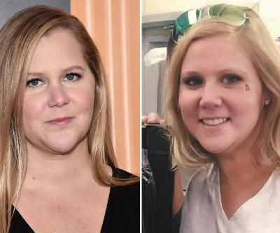 Amy Schumer stunned after doppelgänger spotted at Tennessee truck stop