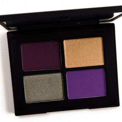 NARS Tropical Express Eyeshadow Quad Review & Swatches