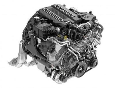 Deep Dive: Cadillac's New, Exclusive 4.2-Liter Twin-Turbo V-8
