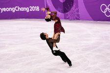 Tessa Virtue and Scott Moir Smash Records With Olympics Ice Dancing Routine to Rolling Stones, Eagles