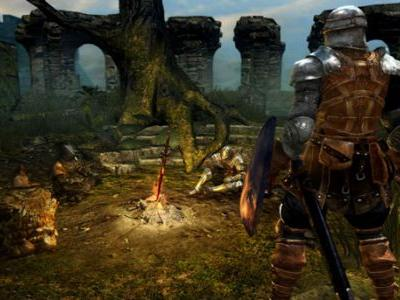 Preview Footage Of Dark Souls Remastered Shows A Stable Blighttown