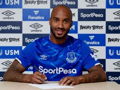 Delph joins Everton from Manchester City