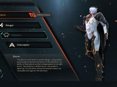 How To Unlock More Javelins In Anthem