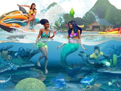 The Sims 4: Island Living Leaked, First Screenshots and Details Revealed