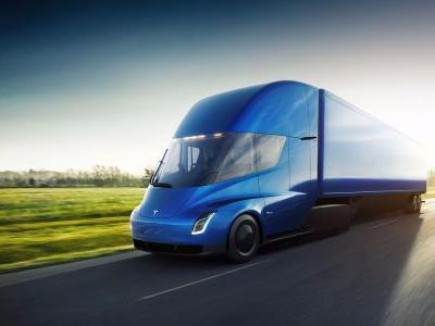 The Tesla Semi was designed to be a long-range spaceship for the road