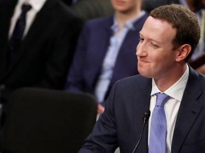 Mark Zuckerberg says Facebook collects data on non-users for 'security' - here's the whole story