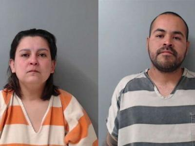 Parents soaked 2-year-old girl's body in acid after alleged accidental death, authorities say