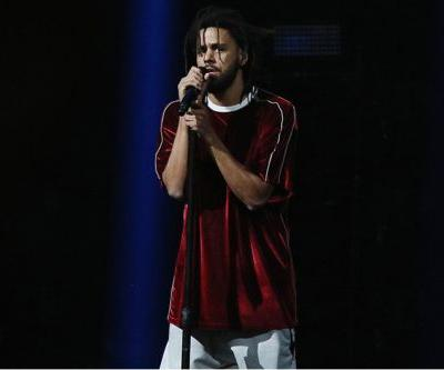 J. Cole Pays Tribute to Mac Miller During Vegas Concert