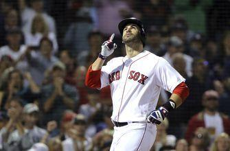 Red Sox sweep Blue Jays, move closer to AL East crown
