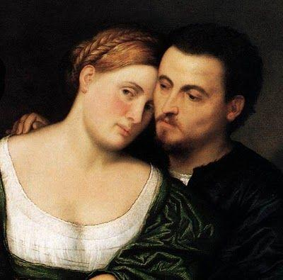 Valentine's Day - Love in the 1500s + Cupid's Instructions for lovers in 1600s