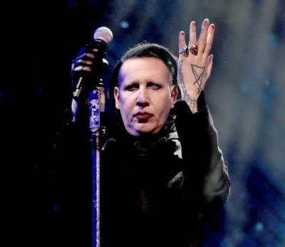 Marilyn Manson Collapses Onstage In Houston
