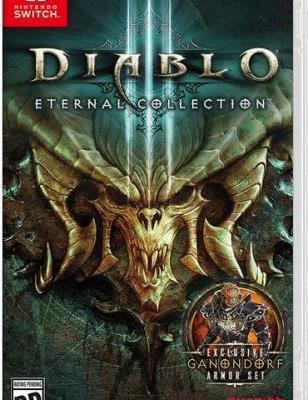 Diablo III: Eternal Collection's physical version won't require a supplemental download