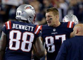 With Rob Gronkowski out, now what for Patriots offense?