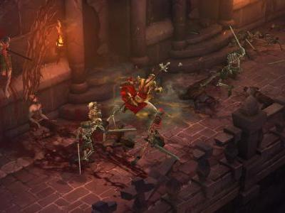 Diablo III is Indeed Coming to Switch