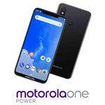 Motorola One Power, the adequately-spec'd Android One phone, leaks once again