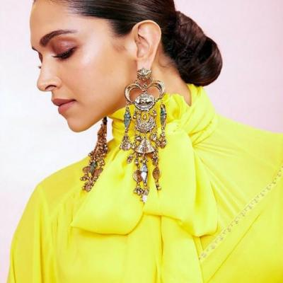 Celebrity-inspired statement earrings to pull off this festive season