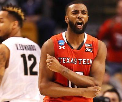 Texas Tech reaches Elite Eight for first time in school history